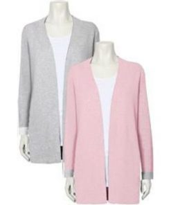 STI Orla Cardigan Light rose