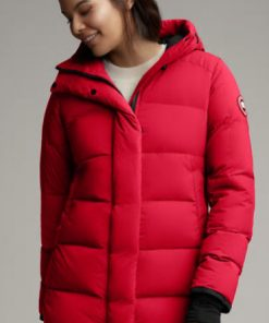 Canada Goose Alliston Jacket Red