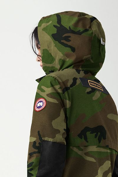 Canada Goose Canmore Parka Army