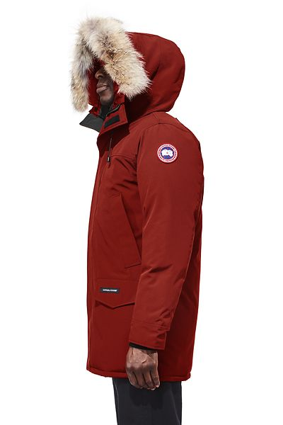 Canada Goose Langford Parka Black Red
