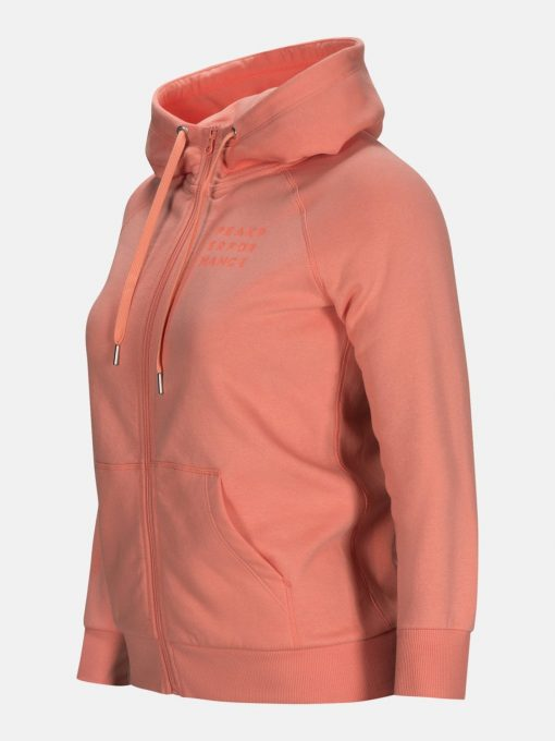 Peak Performance W Ground Zip Hood