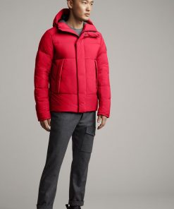 Canada Goose Armstrong Hoody Red