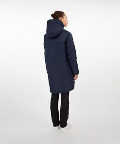 Makia Halla Parka 2.0 Dark Blue