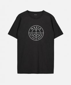 Makia Scope T-Shirt Black
