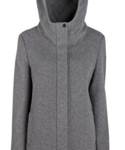 Nål Parka Jacket Wool Gray
