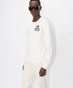 Tiger Jeans Lexxus Sweatshirt Natural White
