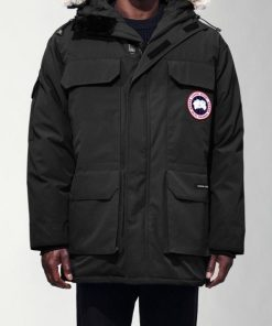 Canada Goose Expedition Parka Black