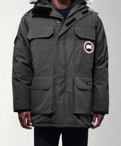 Canada Goose Expedition Parka Grey Dark Grey