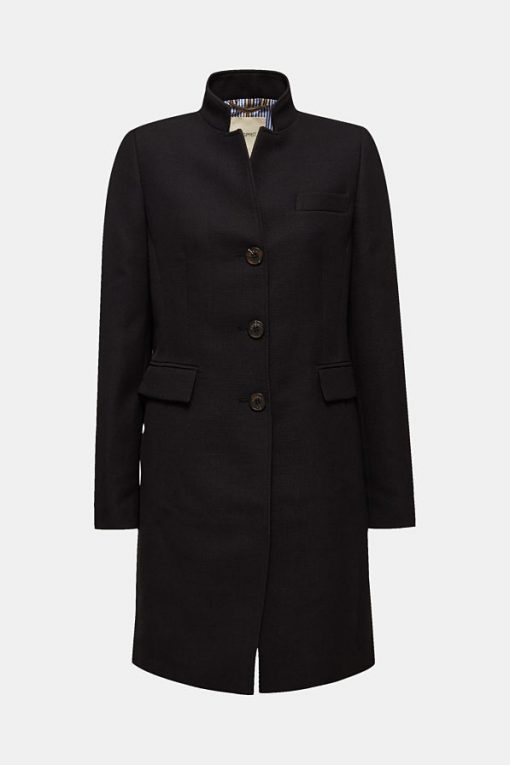 Esprit Coat Black