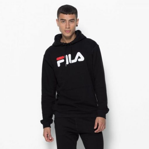 Fila Pure Hoody Black
