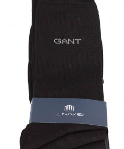 Gant Cotton Socks 3Pack Black