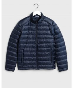 Gant D1.The Light Down Jacket Navy