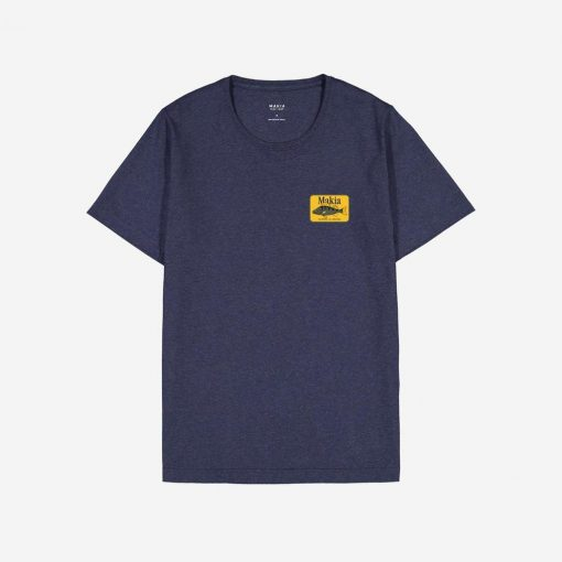 Makia Abbore T-Shirt Blue