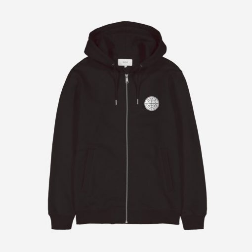 Makia Esker Hooded Sweatshirt Black