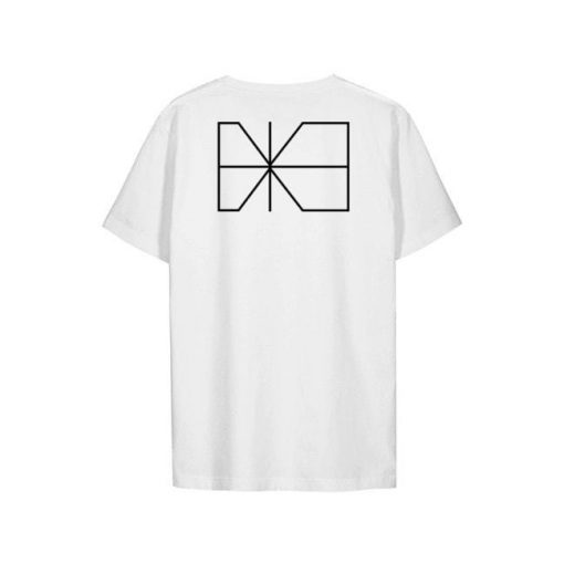 Makia Trim T-Shirt White