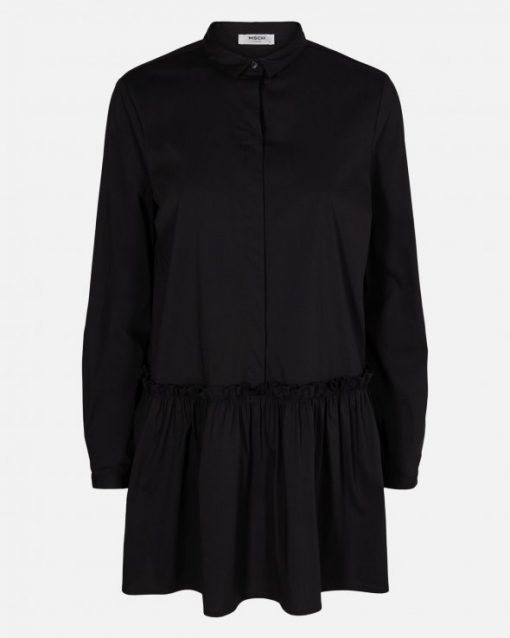 Msch Copenhagen Ching Ava Shirt Black