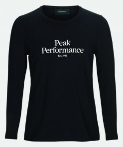 Peak Performance W Original Ls Black