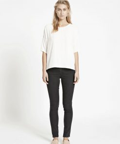Samsoe&Samsoe Mains Tee Natural White