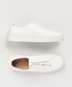 Tiger Sampe Sneaker White