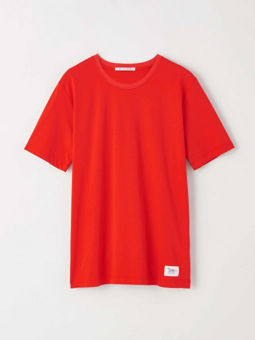 Tiger Olaf T-Shirt Red