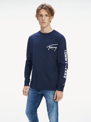 Tommy Jeans Sleeve Long Tee