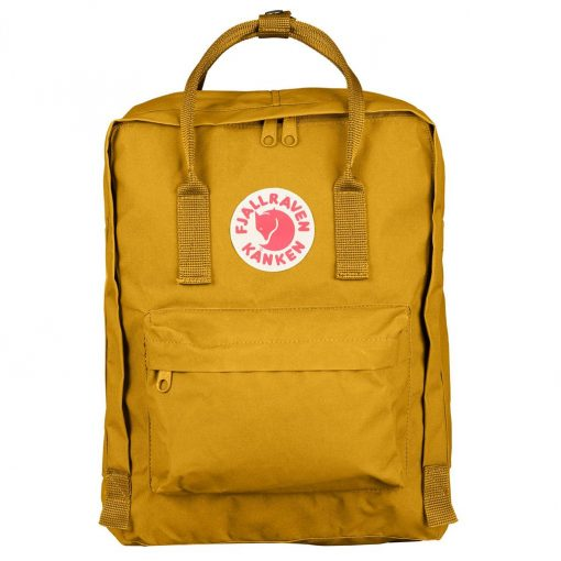Fjällräven Backpack Yellow