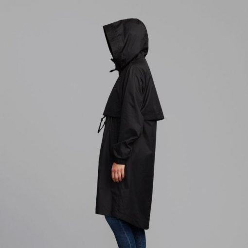 Makia Den Jacket Black