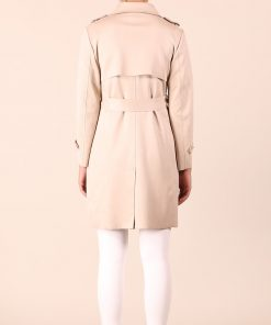 Rino&Pelle Trench Coat Sand