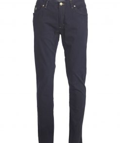 Hansen & Jacob 5Pkt Cut'n Sew Trousers Navy