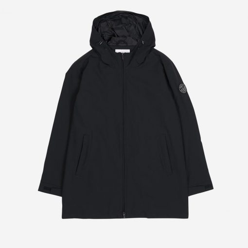 Makia Haul Jacket Black