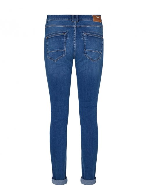 Mos Mosh Naomi Core Luxe Jeans Blue