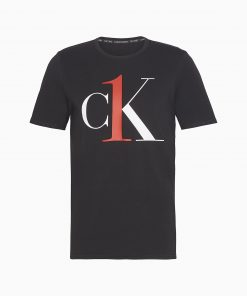 Calvin Klein Lounge T-shirt Black