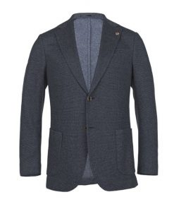 Hansen & Jacob Mouline Blazer Mid Blue