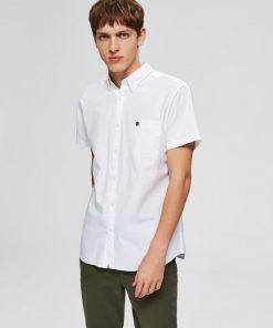 Selected Collect Regular Shirt White