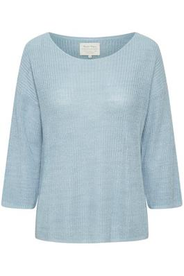 Part Two Cetrona Pullover Light Blue
