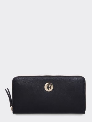 Tommy Hilfiger Classic Monogram Wallet