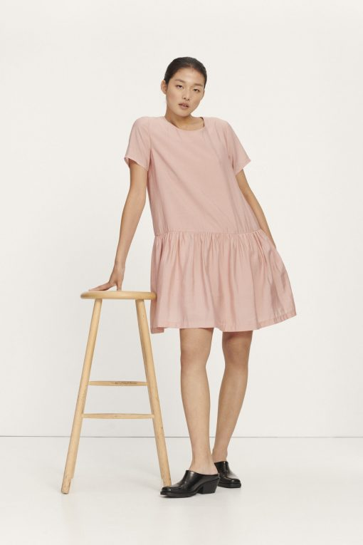 Samsoe & Samsoe Mille Dress Misty Rose