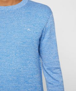 J.Lindeberg Niklas Knitted Sweater Blue