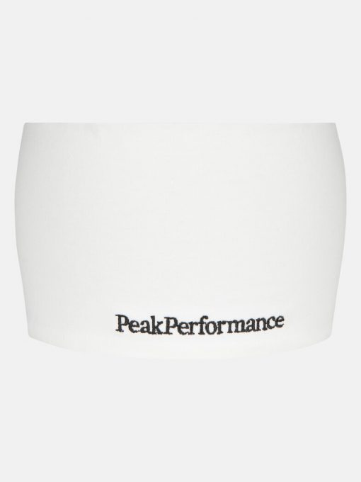 Peak Performance Progress Headband White