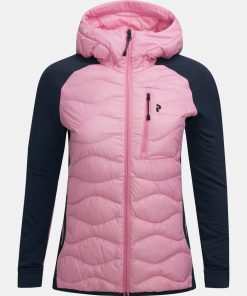 Peak Performance Helium Hood Jacket Pink