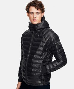 Peak Performance Padded Jacket Black