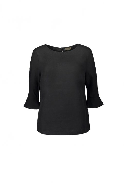 Balmuir Linnea Blouse Black