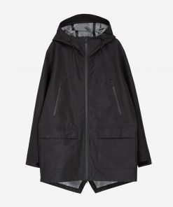Makia Shelter Jacket 3L Black