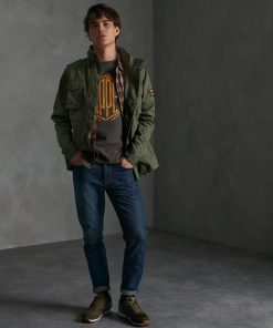 Superdry Classic Rookie Jacket Army Green