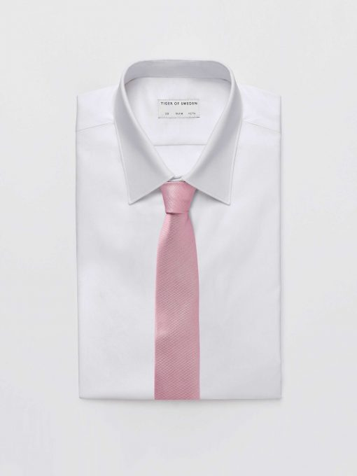 Tiger Of Jeans Tido Tie Light Pink