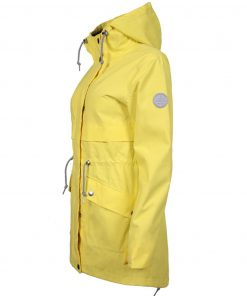 Luoto Loiske Parka Jacket Yellow