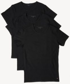 Tommy Hilfiger 3-pack T-shirt Black