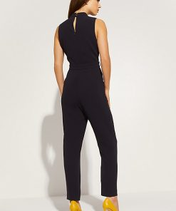 Comma Jumpsuit Dark Navy