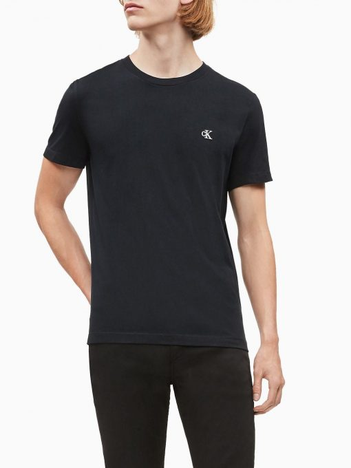 Calvin Klein Essential Slim Tee Black