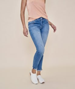 Mos Mosh Naomi Novel Jeans Blue